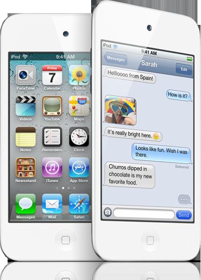 Le VPN pour iPod touch