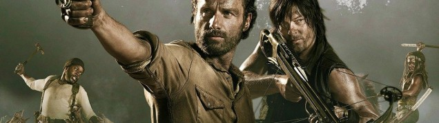 Don't Miss the New Season of The Walking Dead