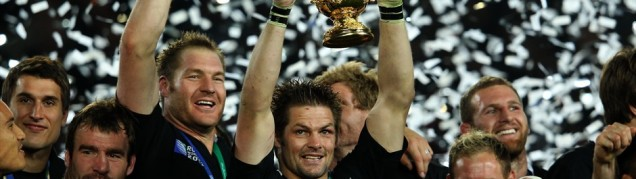 Watch the Knockout Stages of the Rugby World Cup Online