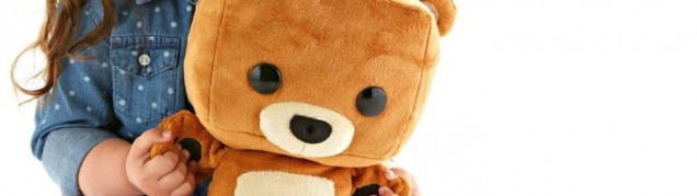 Fisher-Price Smart Bear Open to Hacking
