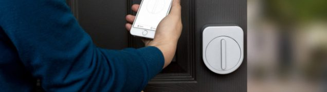 Smart home: beware unsecured connected locks