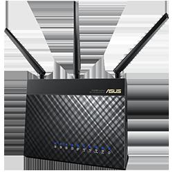 ASUS ac68u VPN router